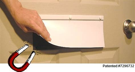 Mail Slot Cover Interior by Energy Efficient Magnetic Mail Slot Door Cover
