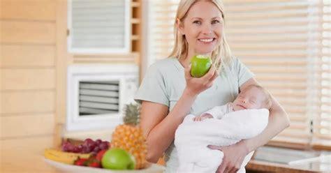 pantangan makanan ibu menyusui  asi lebih berkualitas