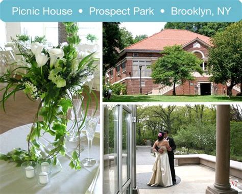 prospect park picnic house ny wedding venue