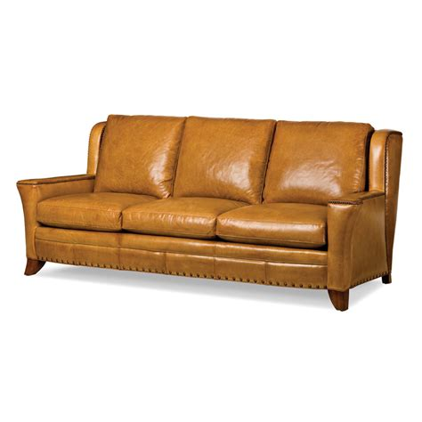 hancock and moore leather sofa prices hancock and moore 5736 3 martini sofa discount furniture