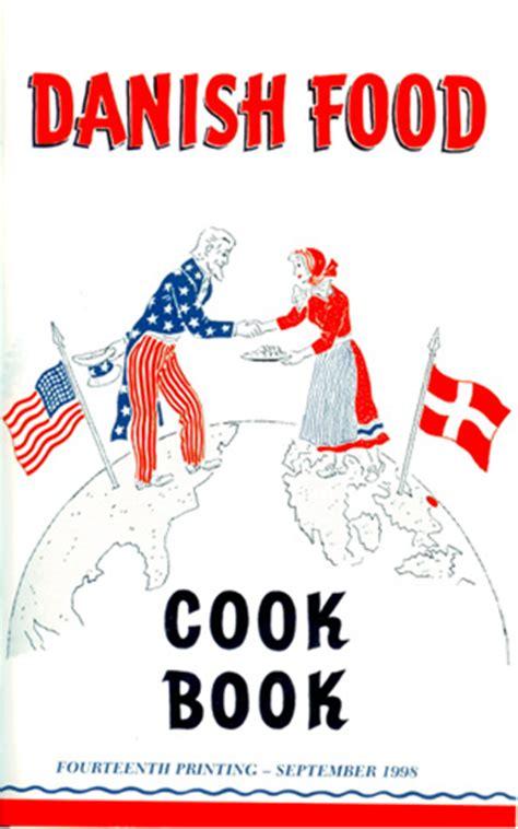 cookery food related books bygones scandinavain danish cookbooks