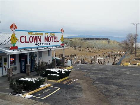clown motel tonopah recenze tripadvisor clown motel early morning picture of clown motel tonopah tripadvisor