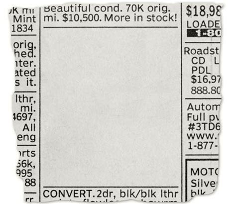 Newspaper Classified Ad Template 11 Photos Michigan Flyer Collections Classified Ads Template