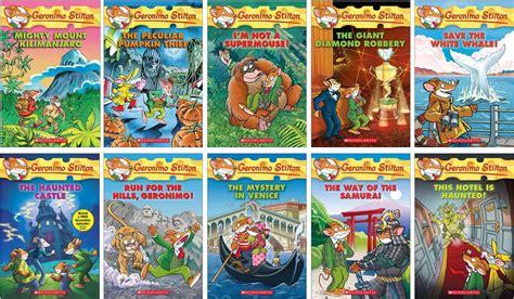 geronimo stilton books pictures geronimo stilton fans eat your hearts out figur8