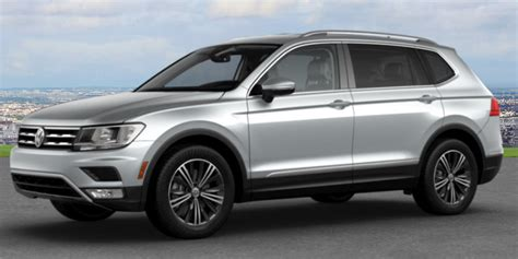 Diesel 386g Silver White Orange what color options are available for the 2018 vw tiguan