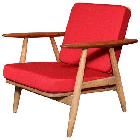 hans wegner armchair ge 240 hans wegner cigar armchair at 1stdibs