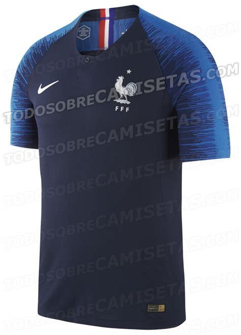 francia mundial 2018 2018 world cup kits leaked todo sobre camisetas