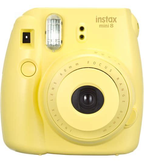 Fujifilm Instax Mini Di Indonesia fujifilm instax mini 8 yellow instant jo
