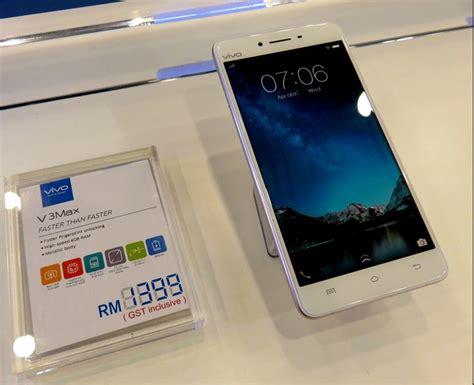 Hp Vivo V3 spesifikasi harga vivo v3 max android murah terbaru