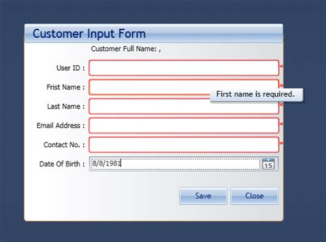 validation using pattern html asim sajjad input validation using mvvm pattern