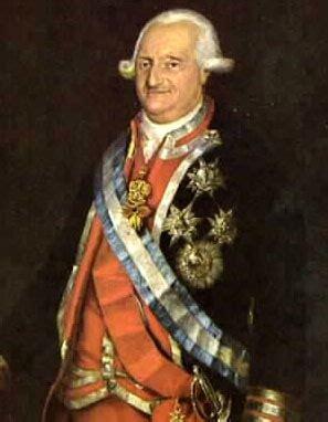 biografia de carlos i i reyes espa 241 oles y los colores de la bandera historia de
