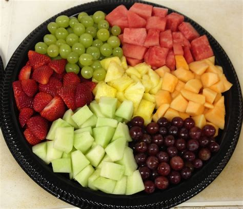 My Baby Set Fresh Fruity fruit platter the sandwich shoppe