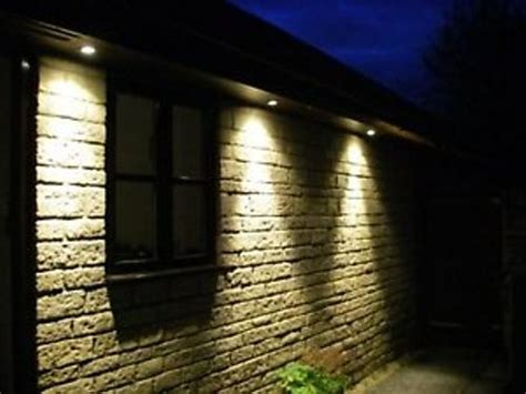 exterior led soffit lighting image gallery soffit lighting
