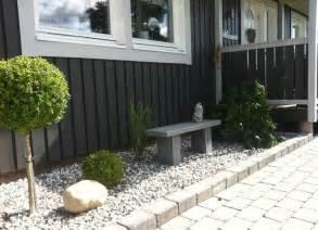 pflegeleichte gärten gestalten vorgarten gestalten steine deepkiss info