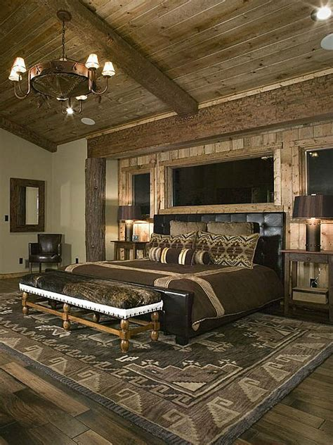 modern rustic home design ideas home decor trends 2017 rustic bedroom house interior