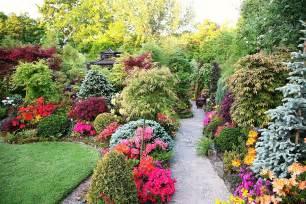 beauty garden beautiful english gardens