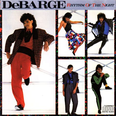 Cd The Rhythm 2 Album In 1 debarge rhythm of the cd album at discogs