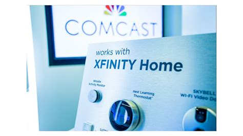 comcast establishes itself as a security industry mainstay