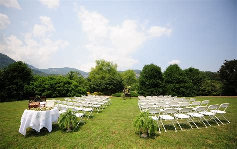 triyae simple backyard wedding ceremony various