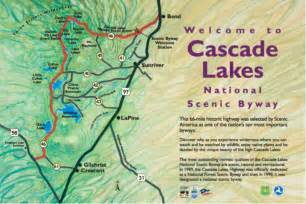 central oregon lakes map 301 moved permanently