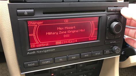 Navigatie Mp3 Audi B6 B7 Oem Bns 5 0 Pro Magazie 6cd