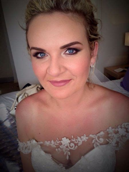 Wedding Hair And Makeup Tamworth by Cannon Makeup Artist Wedding Hair And Makeup