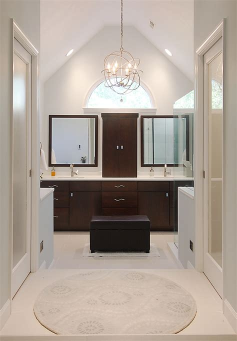 contemporary chandeliers that can put any room d 233 cor over the top orb chandelier kitchen transitional with designer kitchen