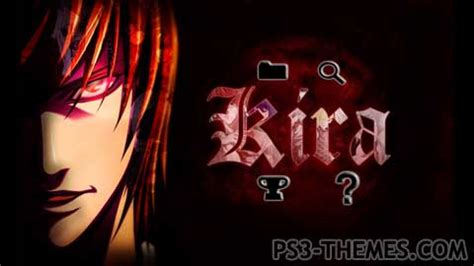 theme psp death note ps3 themes 187 death note slideflow