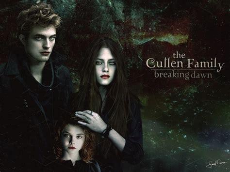 Edward bella and renesmee twilight series photo 5635534 fanpop
