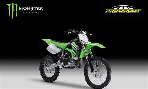 pro motocross chionship kawasaki monster edition