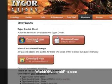 uninstall zygor install zygors leveling guides faster youtube