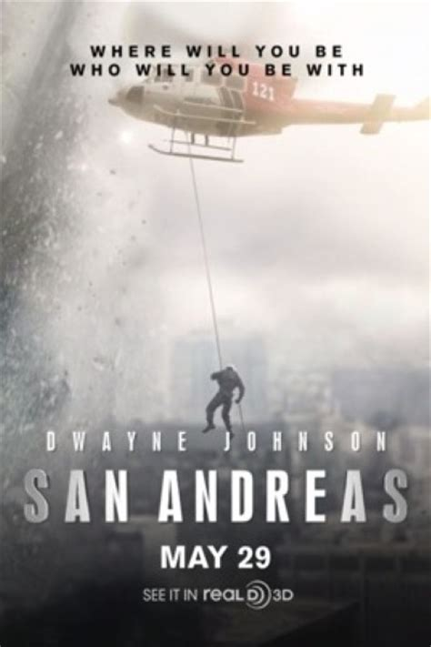 film full movie san andreas the 8 best movie posters of 2015 so far
