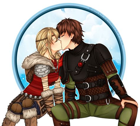 And Astrid Go by Hiccup And Astrid By Reishichi On Deviantart