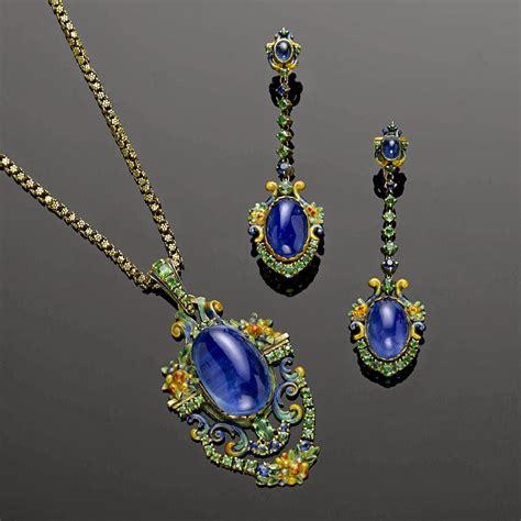 louis comfort tiffany jewelry jewelry news network colorful louis comfort tiffany