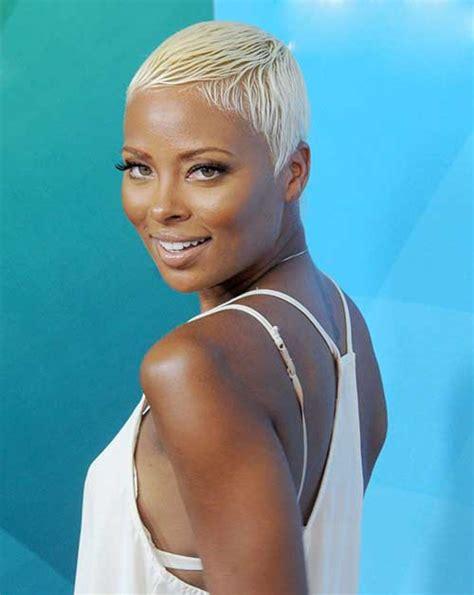 platinum short cut for a black women 20 pixie hairstyles for black women short hairstyles