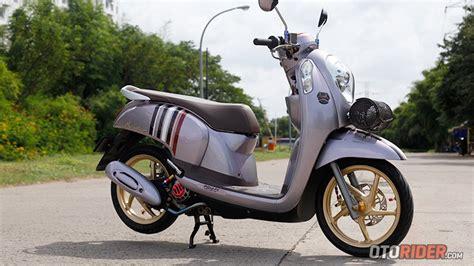 Modifikasi Motor Scoopy by Scoopy Modif Simple Modifikasi Motor Kawasaki Honda Yamaha