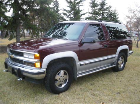 1994 Chevy Tahoe 2 Door by Quaid540 1994 Chevrolet Tahoe Specs Photos Modification