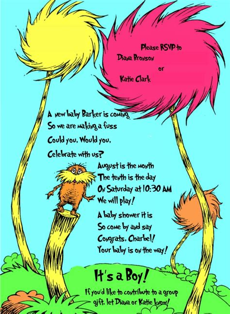 printable lorax quotes the lorax printable quotes quotesgram