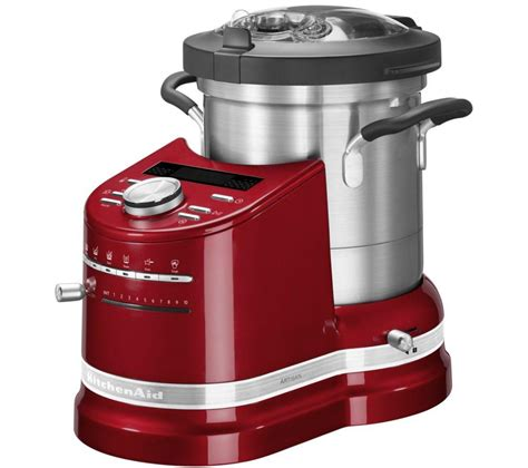 red kitchen appliances buy kitchenaid artisan cook processor empire red free