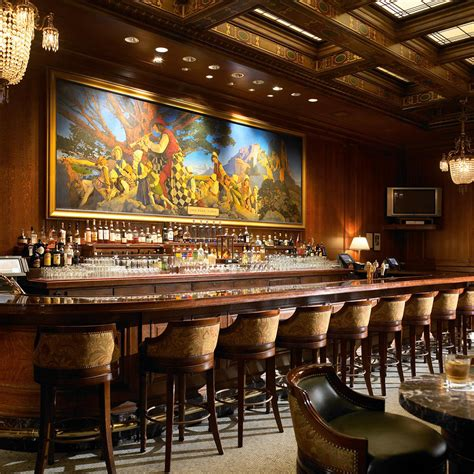best hotel bars in san francisco food wine
