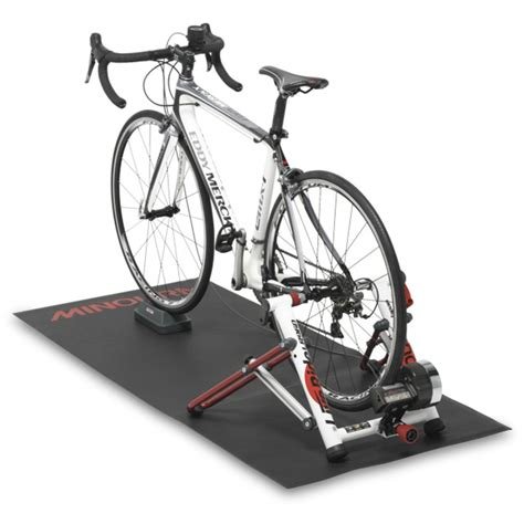 minoura turbo trainer mat buy 163 30 99