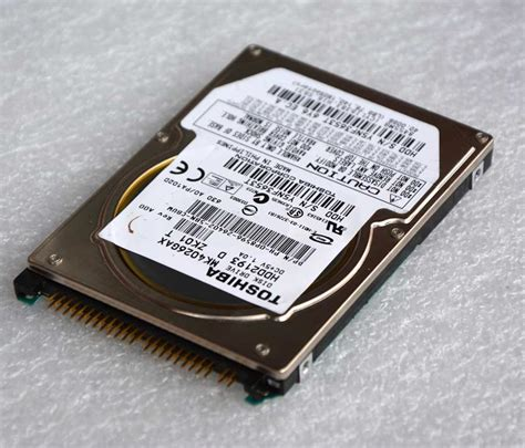 2 5 quot 2 1 2in drive hdd toshiba mk4026gax hdd2193 ide pata 44 pin f61 ebay