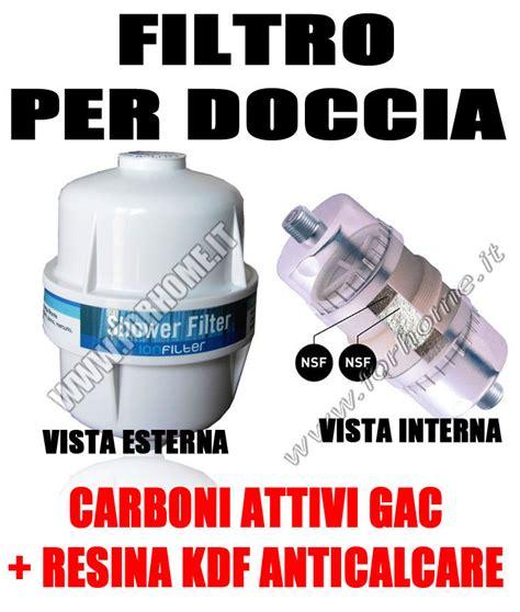 ducha anticalcare sistema filtro anticalcare per doccia forhome 174
