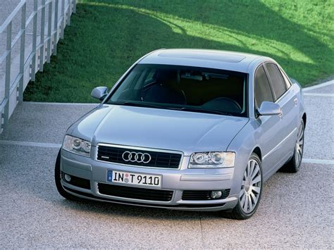 Audi A8 4 2 Quattro by Audi A8 4 2 Quattro D3 2003 05