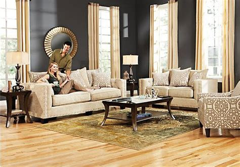 cindy crawford sidney road sofa shop for a cindy crawford home sidney road 5 pc living