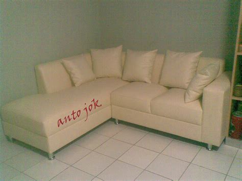 Sofa Minimalis Leter L service jok kursi leter l kantor kopertis