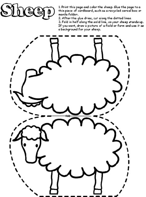 crayola coloring pages of farm animals sheep crayola co uk