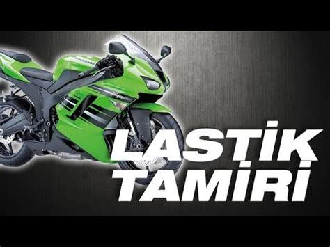 motosiklet lastik onarimi lastik tamir kiti kullanimi