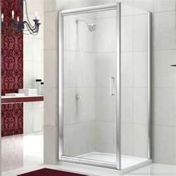 infold shower door merlyn 8 series 1000mm infold shower door m84431