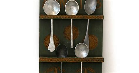 Spoon Racks by Makers Spoon Rack By Kenneth N Gahagan